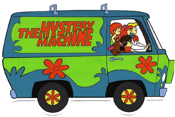Scooby-Doo – Mystery Machine Street Race