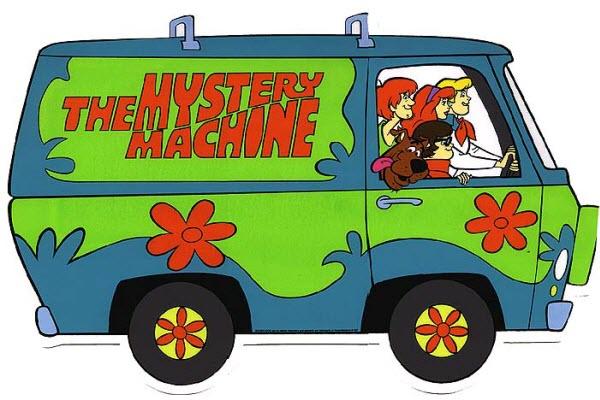 Scooby-Doo – Mystery Machine Street Race
